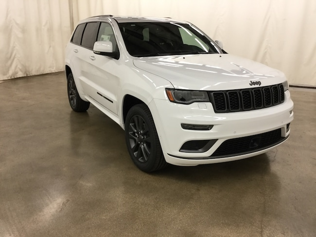 New 2019 Jeep Grand Cherokee HIGH ALTITUDE 4X4 Sport Utility Barrington IL