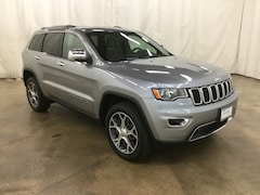 New 2019 Jeep Grand Cherokee LIMITED 4X4 Sport Utility Barrington Illinois