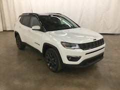 New 2019 Jeep Compass HIGH ALTITUDE 4X4 Sport Utility Barrington Illinois
