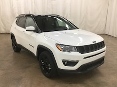 New 2019 Jeep Compass Sport Utility Barrington Illinois