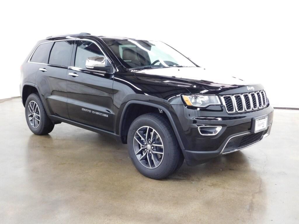 Used 2018 Jeep Grand Cherokee Limited 4x4 SUV Barrington Illinois