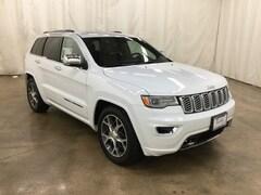 New 2019 Jeep Grand Cherokee OVERLAND 4X4 Sport Utility Barrington Illinois