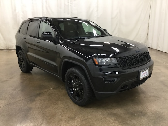 New 2019 Jeep Grand Cherokee UPLAND 4X4 Sport Utility Barrington IL