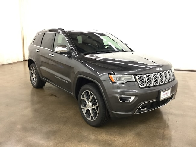 New 2019 Jeep Grand Cherokee OVERLAND 4X4 Sport Utility Barrington IL