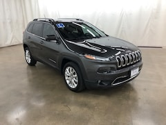 Used 2014 Jeep Cherokee Limited FWD SUV Barrington Illinois
