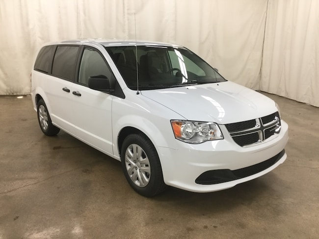 New 2019 Dodge Grand Caravan SE Passenger Van Barrington IL