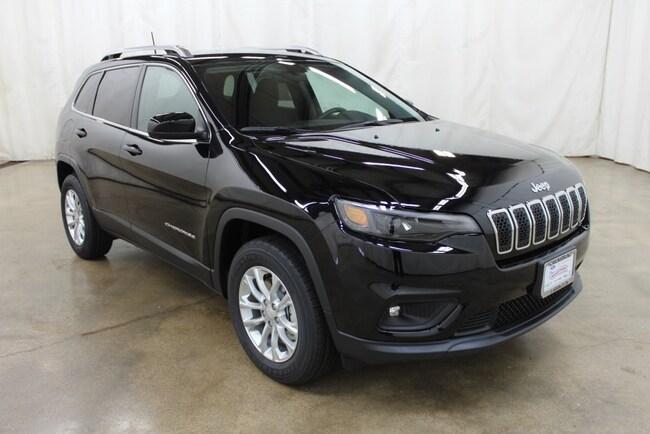 Used 2019 Jeep Cherokee Latitude 4x4 SUV For Sale Barrington Illinois