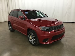 Used 2018 Jeep Grand Cherokee Trackhawk 4x4 SUV Barrington Illinois