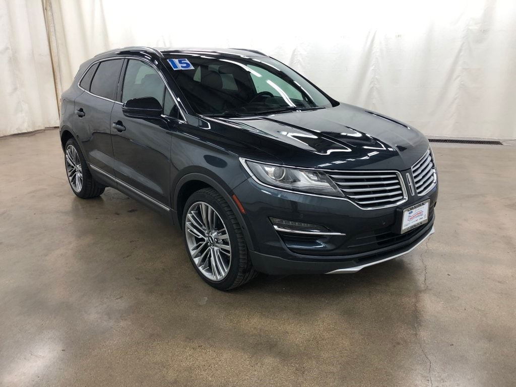 Used 2015 Lincoln MKC SUV Barrington Illinois