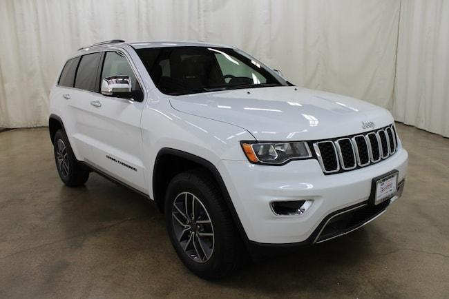 New 2019 Jeep Grand Cherokee LIMITED 4X4 Sport Utility Barrington IL