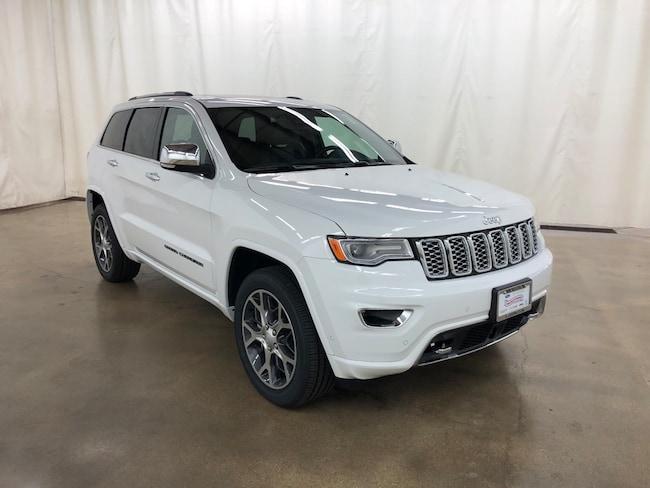 New 2019 Jeep Grand Cherokee OVERLAND 4X4 Sport Utility Barrington IL