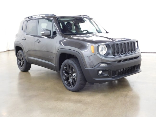 New 2018 Jeep Renegade ALTITUDE 4X4 Sport Utility Barrington IL
