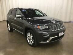 Used 2016 Jeep Grand Cherokee Summit 4x4 SUV Barrington Illinois