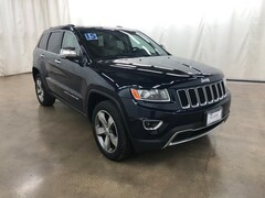 Used 2015 Jeep Grand Cherokee Limited 4x4 SUV Barrington Illinois