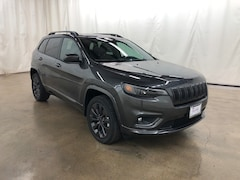 New 2019 Jeep Cherokee HIGH ALTITUDE 4X4 Sport Utility Barrington Illinois