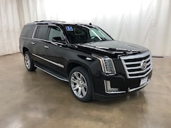 2015 CADILLAC Escalade ESV Luxury SUV Barrington Illinois