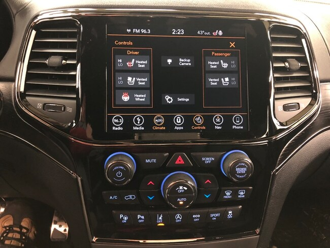 2019 Jeep Grand Cherokee HIGH ALTITUDE 4X4 For Sale Near Schaumburg