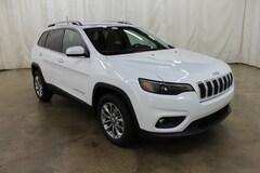 New 2019 Jeep Cherokee LATITUDE PLUS FWD Sport Utility Barrington Illinois