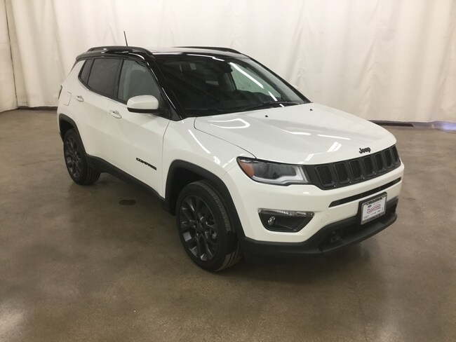 New 2019 Jeep Compass HIGH ALTITUDE 4X4 Sport Utility Barrington IL