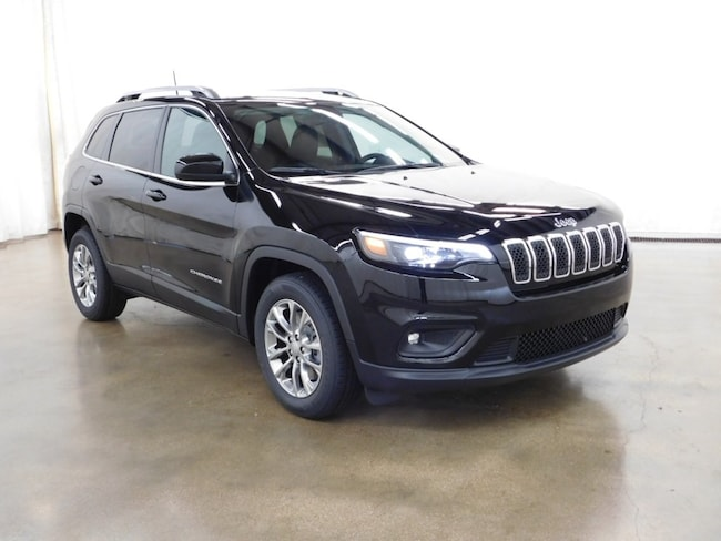 Used 2019 Jeep Cherokee Latitude Plus FWD SUV For Sale Barrington Illinois