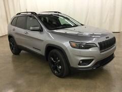Used 2019 Jeep Cherokee Latitude Plus 4x4 SUV Barrington Illinois