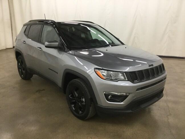 New 2019 Jeep Compass ALTITUDE 4X4 Sport Utility Barrington IL