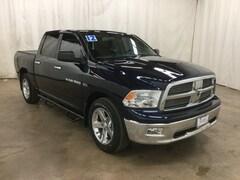 Used 2012 Ram 1500 SLT Truck Crew Cab Barrington Illinois