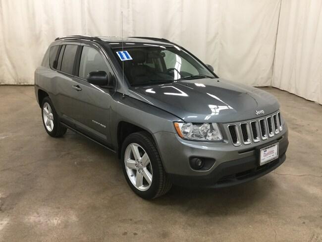 Used 2011 Jeep Compass Limited SUV For Sale Barrington Illinois