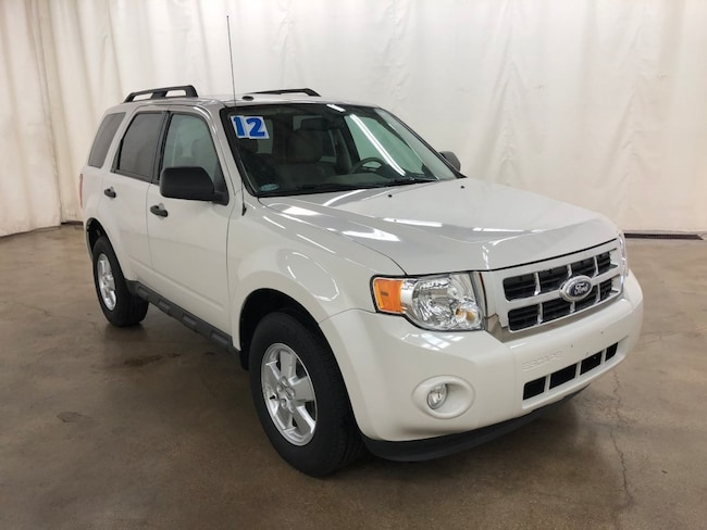 Used 2012 Ford Escape XLT SUV For Sale Barrington Illinois