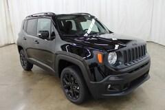 New 2018 Jeep Renegade ALTITUDE 4X4 Sport Utility Barrington Illinois