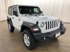 New 2018 Jeep Wrangler Sport Utility Barrington Illinois