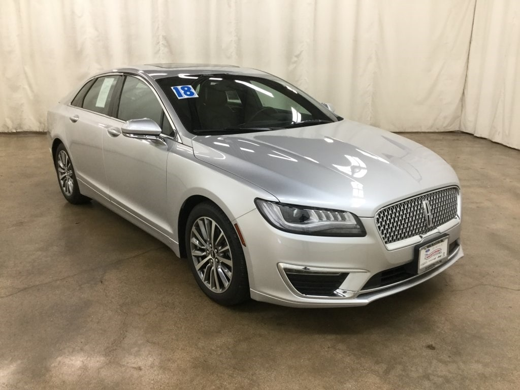 Used 2018 Lincoln MKZ Select Sedan Barrington Illinois