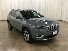 New 2019 Jeep Cherokee LIMITED 4X4 Sport Utility Barrington Illinois