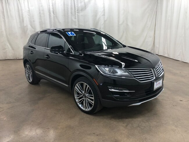 Certified Used 2016 Lincoln MKC Reserve SUV in Barrington