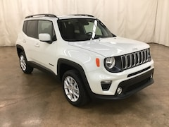 New 2019 Jeep Renegade LATITUDE 4X4 Sport Utility Barrington Illinois
