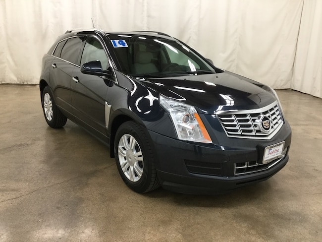 Used 2014 Cadillac Srx Luxury Collection For Sale In Barrington