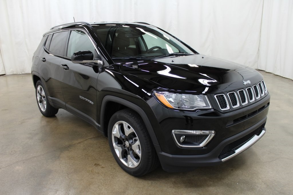 Used 2018 Jeep Compass Limited FWD SUV Barrington Illinois
