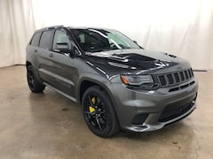 New 2019 Jeep Grand Cherokee TRACKHAWK 4X4 Sport Utility Barrington Illinois