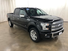 Certified Used 2015 Ford F-150 Truck SuperCrew Cab Barrington Illinois