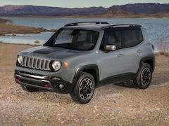 New 2018 Jeep Renegade TRAILHAWK 4X4 Sport Utility Barrington Illinois