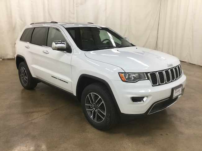 New 2019 Jeep Grand Cherokee LIMITED 4X4 Sport Utility Barrington IL