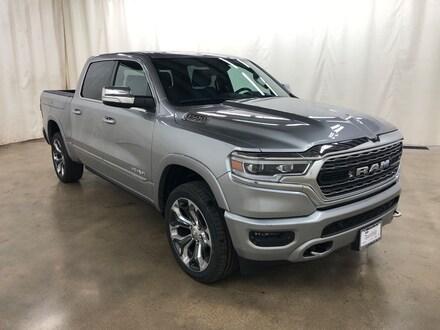 Used 2019 Ram All-New 1500 Limited Truck Crew Cab Barrington Illinois