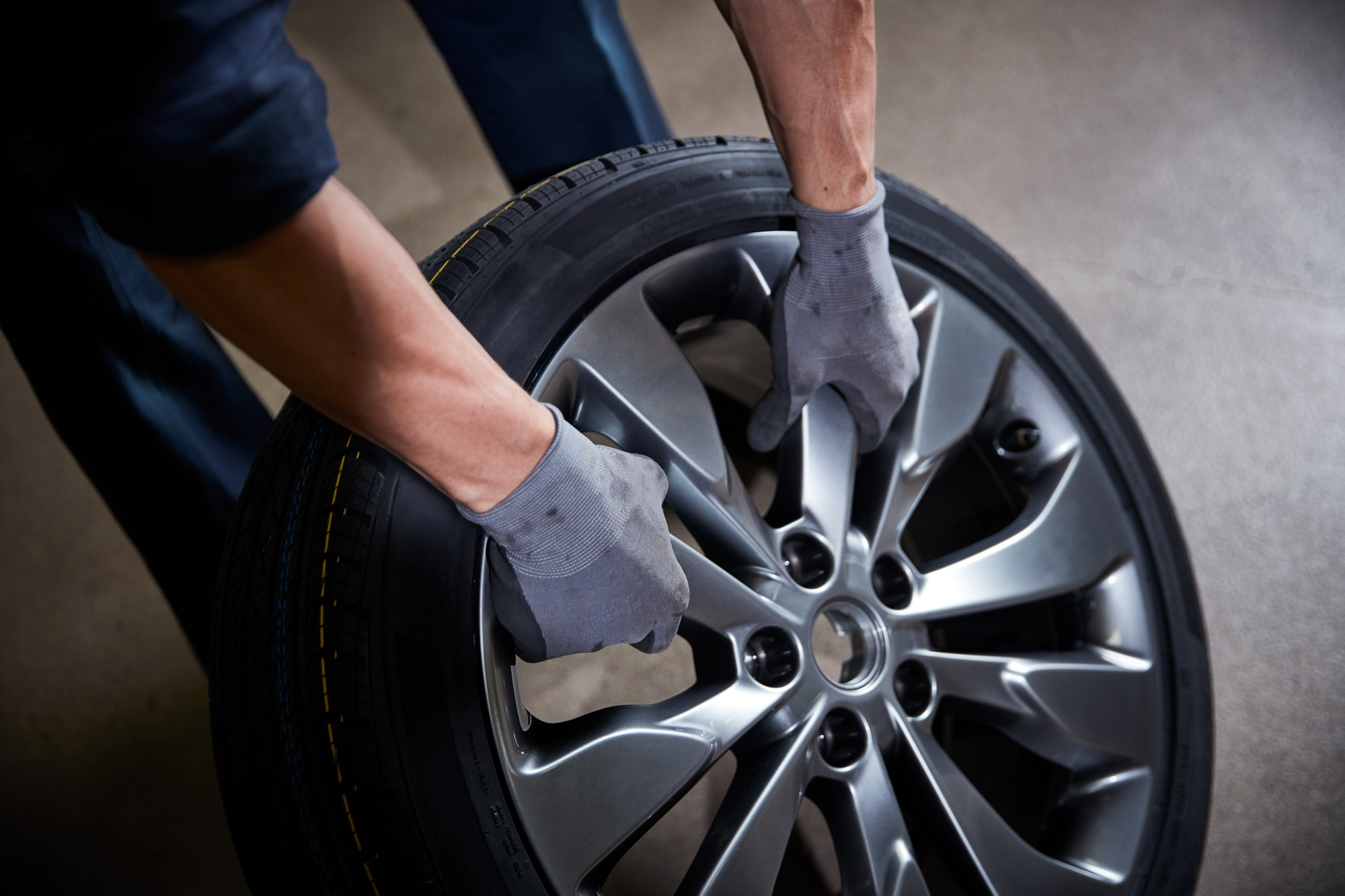 Maintain or replace your tires at wickstorm ford