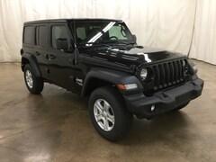 2019 Jeep Wrangler Unlimited Sport 4x4 SUV for sale in Barrington, IL