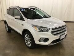 2017 Ford Escape Titanium SUV for sale in Barrington, IL