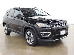 2018 Jeep Compass Limited FWD SUV for sale in Barrington, IL