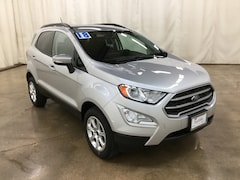 2018 Ford EcoSport SE SUV for sale in Barrington, IL