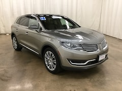 2016 Lincoln MKX Reserve SUV for sale in Barrington, IL
