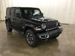 2018 Jeep Wrangler Unlimited Sahara 4x4 SUV for sale in Barrington, IL