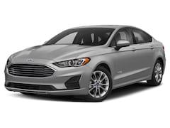 2019 Ford Fusion Hybrid Titanium Sedan For sale  in Barrington, IL
